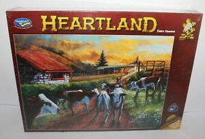 Heartland Dairy Queens Jigsaw Puzzle 1000 Pieces Brand New & Sealed Holdson