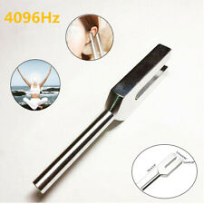 4096Hz Medical Tuning Fork Chakra Hammer Sound Peace Healing Diagnostic Device