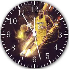 Kobe Bryant Frameless Borderless Wall Clock Nice For Gifts or Decor W315