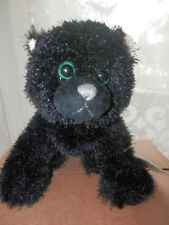 Webkinz LARGE BLACK CAT New with Tags HALLOWEEN