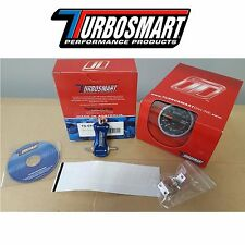 NEW REAL Turbosmart Boost Tee Manual Turbo Boost Controller + 52mm 0-30psi Gauge