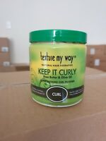 Texture My Way Keep It Curly Defining Curl Pudding 15oz -Australia Stock