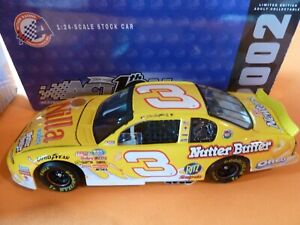 Dale Earnhardt Jr. Nilla Wafers 1:24 Diecast Action Collectibles NASCAR 2002