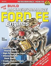 How to Build Max-Performance Ford FE Engines (Performance How-To) by Barry Robot