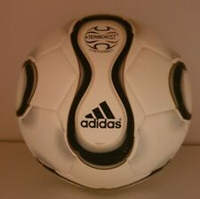 Adidas Fußball FIFA World Cup Germany 2006 WM Match Leder Ball Replica Teamgeist
