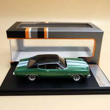 IXO 1:43 Premium X Chevrolet Chevelle SS 1970 Green PRD465 Model Limited Diecast