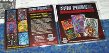 Epic pinball Collection PC RARE 12 Classique PINBALL PC la collection