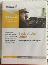 Travelers Insurance: Risk Control - Back At The Wheel 2- Disc Set Dvd Training