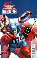 Captain America Reborn #4 John Cassaday Variant (2009) Marvel Comics