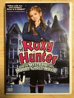 Roxy Hunter and the Mystery of the Moody Ghost Movie (DVD, 2007) - F1230