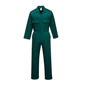 Portwest Mens Boilersuit Work Overall Euro Coverall Workwear Mechanics Student