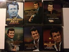 The Rockford Files DVDs (Complete Seasons 1 - 6) Excellent!!