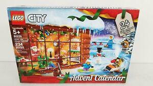 Lego City 60235 Advent Calendar 234pcs Sealed FC