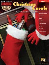 Christmas Carols Sheet Music Harmonica Play-Along Book and Cd New 000001296