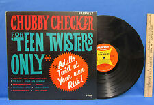 Chubby Checker For Teen Twisters Only Cameo Parkway Records 1962 33 RPM