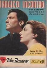 vostri film romanzo 30 TRAGICO INCONTRO viviane romance