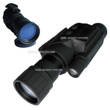 Master Digital NV IR Night Vision Goggles Monocular Security Camera Gen Tracker