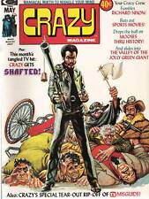 CRAZY MAGAZINE #4 (1974) FREE SHIPPING!