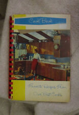 St. Peters Catholic Church St. Cloud MN Recipes 1961 Cookbook Missions Groups