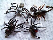 AUSTRALIAN ANIMAL SCORPION REDBACK SPIDER HUNTSMAN FUNNEL 4 Replica COLLECTION