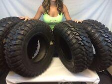 DOT Approved (4) 28x10-14 GBC MONGREL Radial ATV UTV Tires 28X10R-14 28X10R14