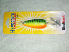 BLACK HAWK Hypocrite Spoon FIRETIGER Fishing Lure NIP-s -z