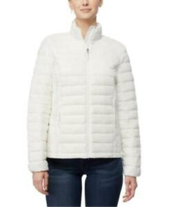 MSRP $100 32 Degrees Packable Down Puffer Coat White Size 2XL