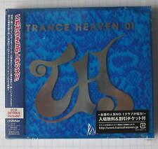 TRANCE HEAVEN 01 - JAPAN 2CD OBI NEU VICP-63011-2 SEALED