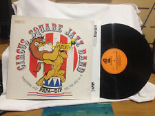 "CIRCUS SQUARE JAZZ BAND VOL16 VINYL LP RECORD 12"""