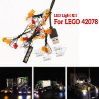 LED Licht String Kit Für Lego 42078 Technic Series das for Mack Anthem Truck