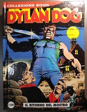 Dylan Dog - Collezione Book - N. 8 - Il ritorno del mostro
