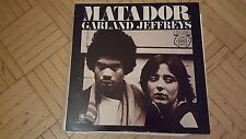 Garland Jeffreys - Matador 12'' Disco Vinyl