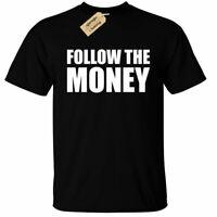 KIDS BOYS GIRLS Follow The Money T-Shirt