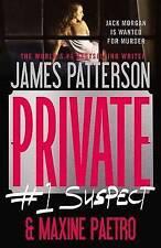 Private:  #1 Suspect-ExLibrary