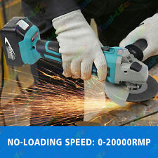 18V 125mm LXT Cordless Angle Grinder Naked-Body Only Replaces Makita DGA452Z DE~