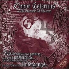 SOPOR AETERNUS Ich Tote Mich CD +bonus songs