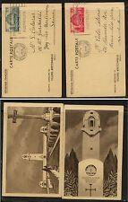 France  2 nice  postal  cards   1938          KL0722