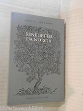 BENEDETTO DA NORCIA Dorino Tuniz San Paolo 2004 libro di religione saggistica