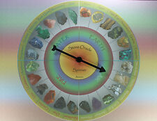 STONE ORACLE SPINNER Divination Fortune Telling Game Pagan Gems Meditation Rock