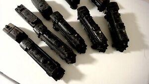 Huge lot of Lionel Steam Engine Locomotive 2028 2037 8204 8142 1654 Tenders