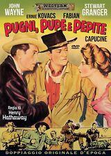 Dvd Pugni, Pupe E Pepite - (1960) Western ** A&R Productions ** .......NUOVO