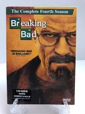 New Sealed Breaking Bad: The Complete Fourth Season (DVD, 2012, 4-Disc Set)
