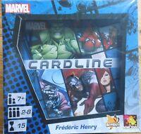 Cardline Marvel  (deutsche Ausgabe)  / Bombyx   (OVP)