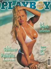 Playboy 7,07/1996 Juli, PAMELA ANDERSON, ANDREA RIEDER,Dorkas Kiefer, GUTER ZU.!