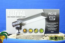 Fluval Mini Power Compact High Efficiency Lamp 13w ~ for Fresh / Salt / Planted