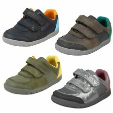 Boys Clarks Casual Shoes 'Rex Quest T'