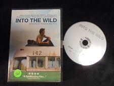 "USED  DVD Movie ""Into The Wild""    (G)"