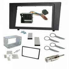 Ford Mondeo Double Din Stereo Fitting Kit Facia Aerial ISO wiring and Keys