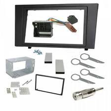 FORD Mondeo Doppio Din Stereo Cruscotto Kit Di Montaggio Antenna Cablaggio ISO e chiavi