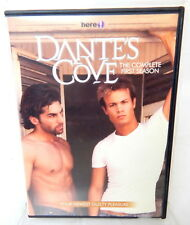 2K DVD DANTE'S COVE The Complete First Season TV Show Supernatural